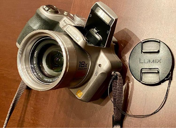 Camara digital panasonic lumix dmc-fz28 - bridge