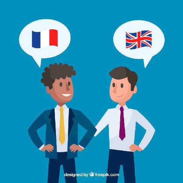 Clases particulares de francés e inglés