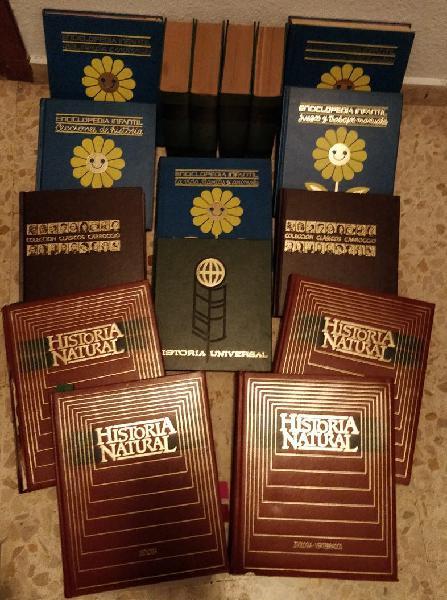 Colección de libros de cultura general