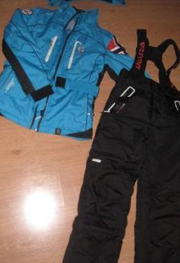 Conjunto esquí geographical norway 14