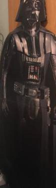 Darth vader cartel de star wars