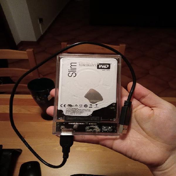 Disco duro interno wd 1 tb