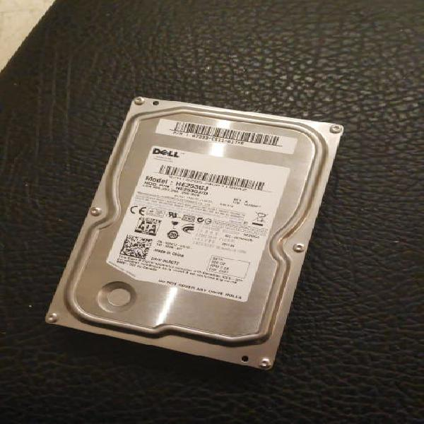 Disco duro dell 250 gb de capacidad