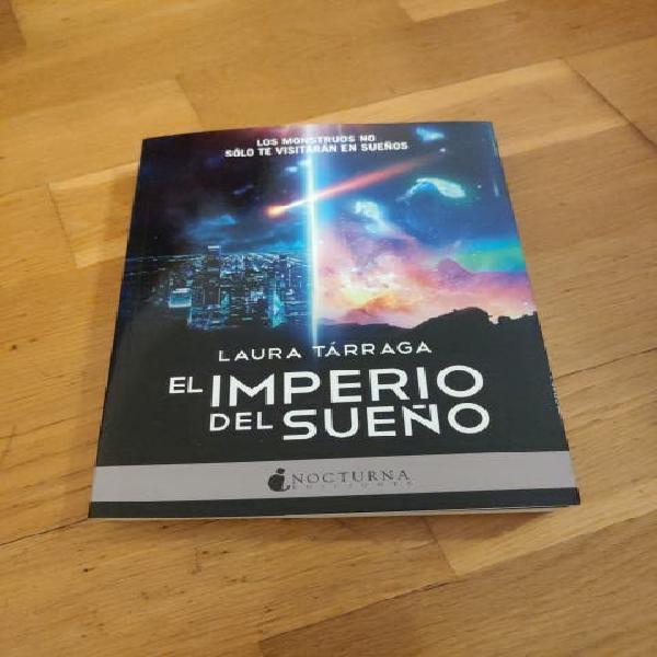 El imperio del sueño - libro juvenil de fantasía