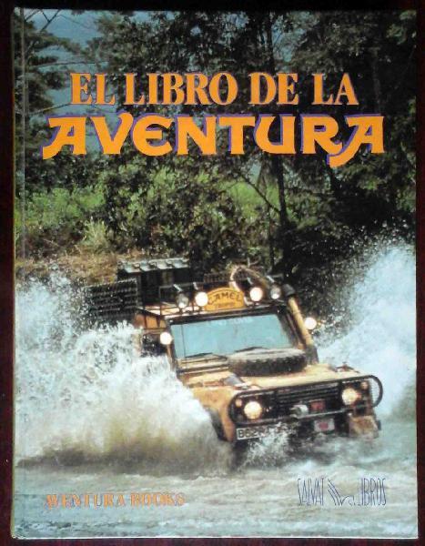 El libro de la aventura - aventura books - salvat