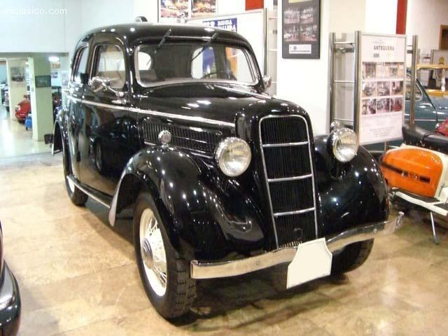 Ford c saloon 10 hp