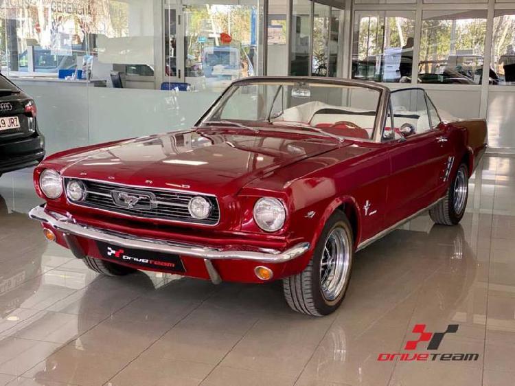Ford mustang 1966 gasolina 210cv