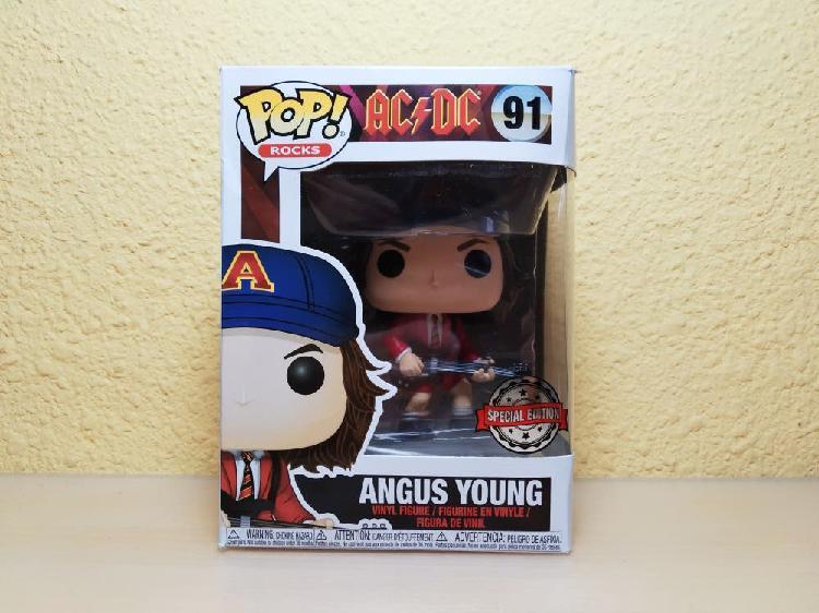 Funko pop angus young fye