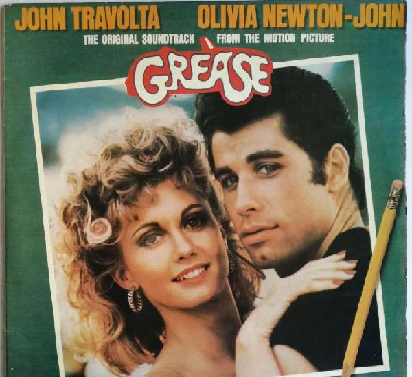 Grease (the original soundtrack from the motion picture),