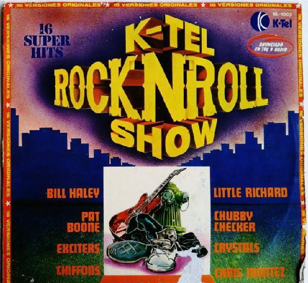 K-tel rock 'n' roll show, k-tel sl 1003, sl-1003