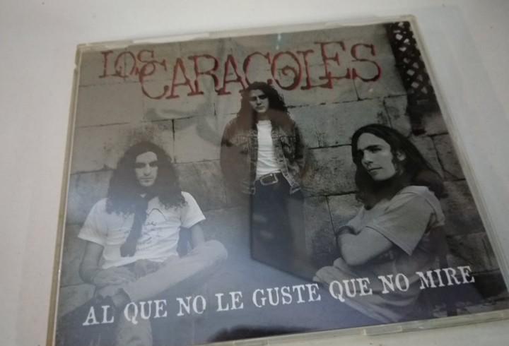 Los caracoles al que no le guste que no mire cd single 1996