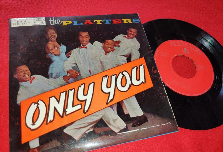 Los platters remember when/heaven on earth/only you/why