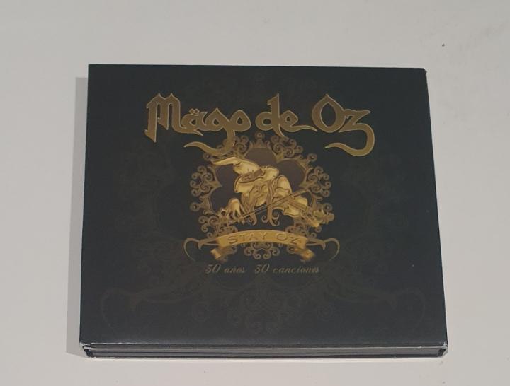 Mago de oz / warner españa 2018 / 30 años 30 canciones
