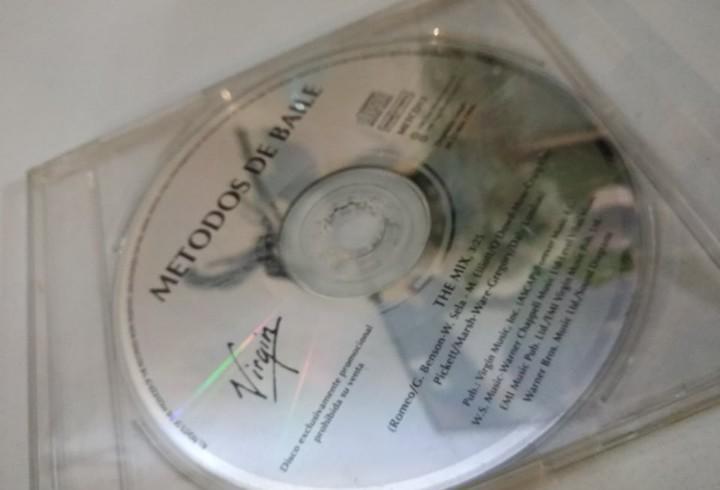 Metodos de baile the mix promo cd single