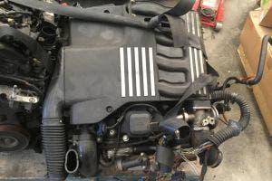 Motor bmw serie 3 -e46-320d 136cv 204d1