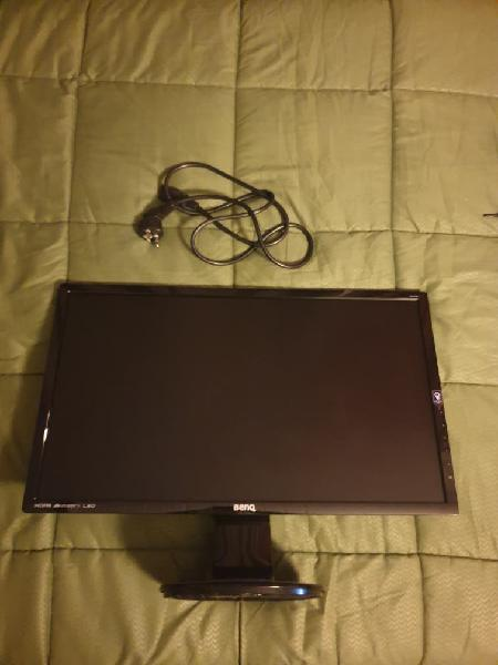 "Monitor benq gl2460 24"" led"