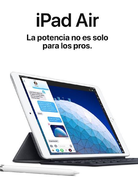 """Nuevo ipad 2019 10.5"""" 64gb wifi precintado!!!"""