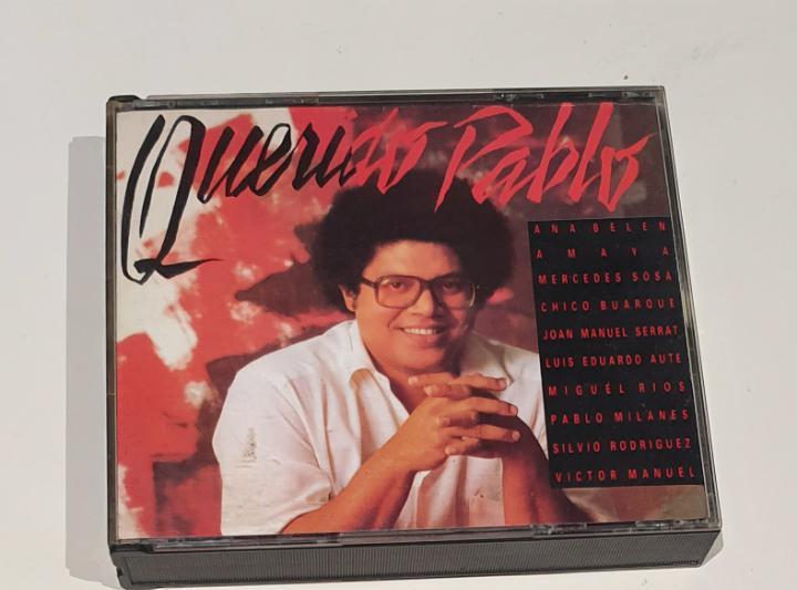 Pablo milanes / 2cd ariola / querido pablo