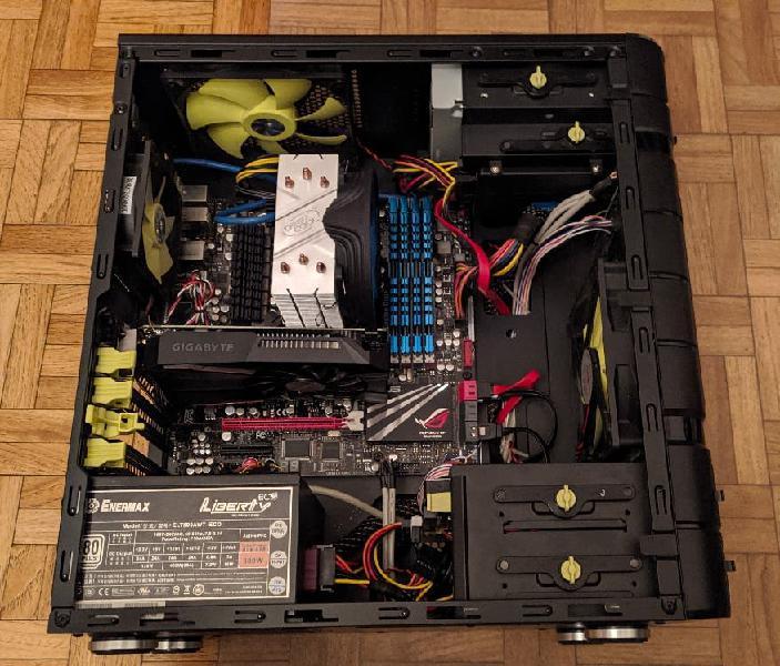 Pc gamer i5-2500k