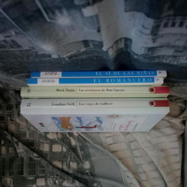 Pack de libros clásicos