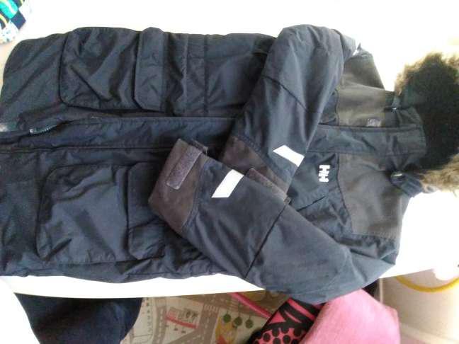 Regalo abrigo de invierno talla 9