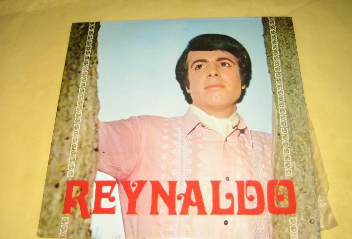 Reynaldo - conserva el triangulo - 1968