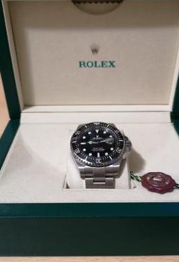 Rolex sea-dweller edición especial