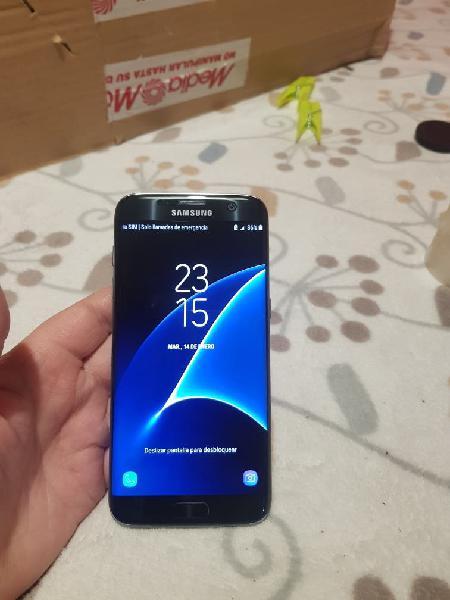 Samsung galaxy s7 edge black nuevo