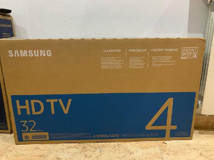Samsung hd tv nueva