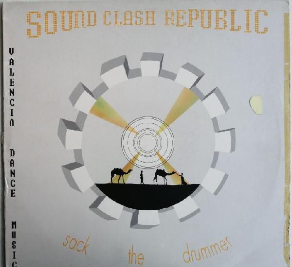 Sound clash republic – sack the drummer, boy records