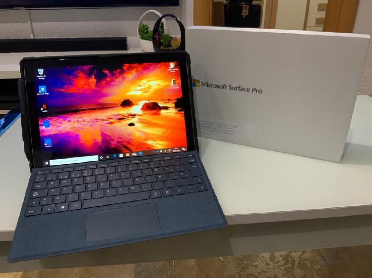 Surface pro core i5 8gb256ssd solo probada