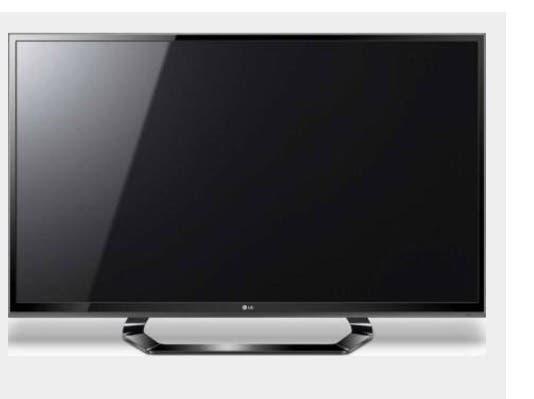 Televisor de 47 pulgadas lg 47lm615s