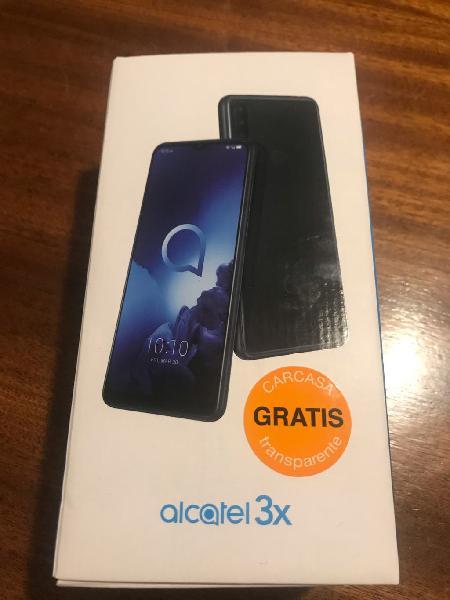 Teléfono alcatel 3x