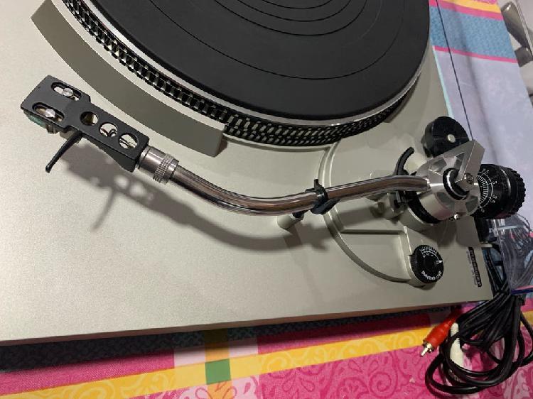 Tocadiscos giradiscos technics sl-3300