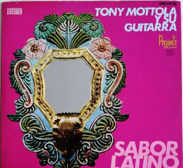 Tony mottola – tony mottola y su guitarra, project 3