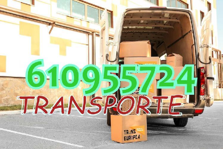 Transportes, traslados y minimudanzas rapidas en b