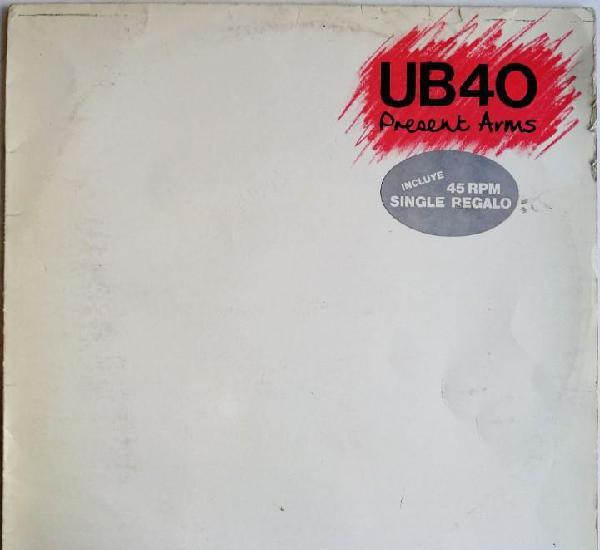 Ub40 – present arms, epic epc 85126