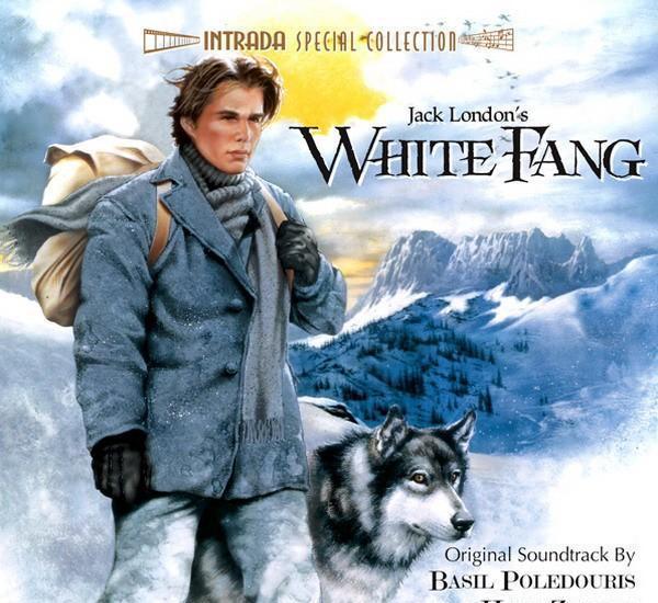 White fang / basil poledouris & hans zimmer 2cd bso -
