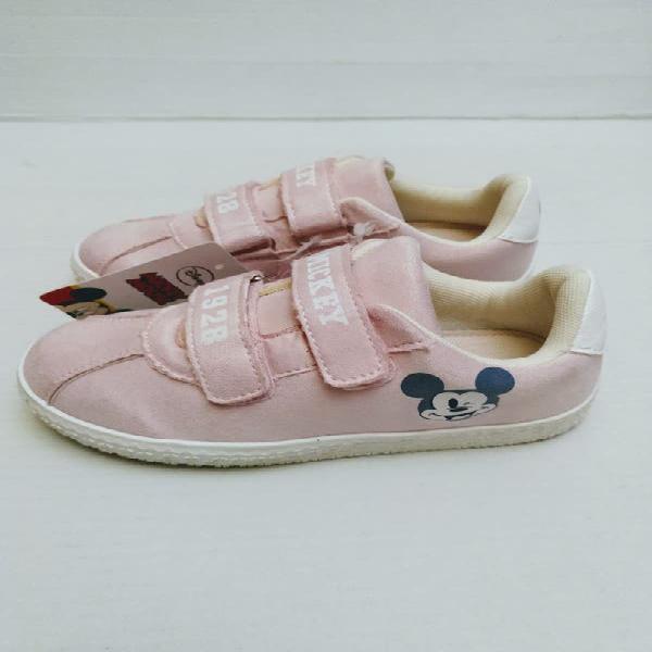 Zapatillas mickey niña