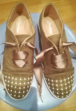 Zapatos numero 38 de mujer nuevos
