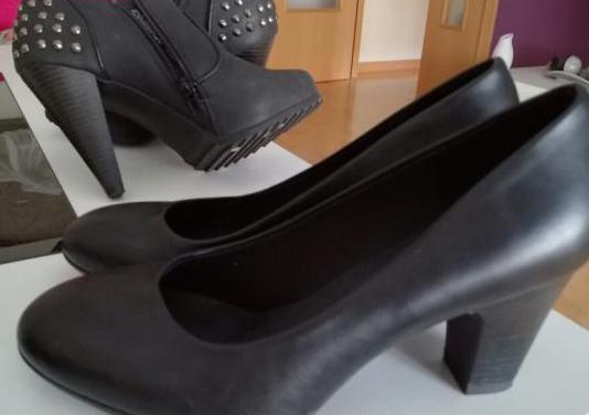 Zapatos sra negros del nº36