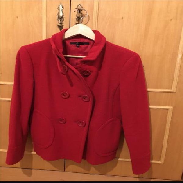 Abrigo chaqueton