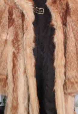 Chaqueton piel marmota