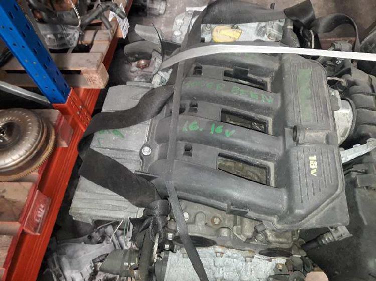 Motor garantizado renaul megane 1.6 16v 107cv k4m