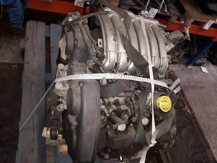 Motor garantizado renault laguna 2 3.0 v6 207cv l