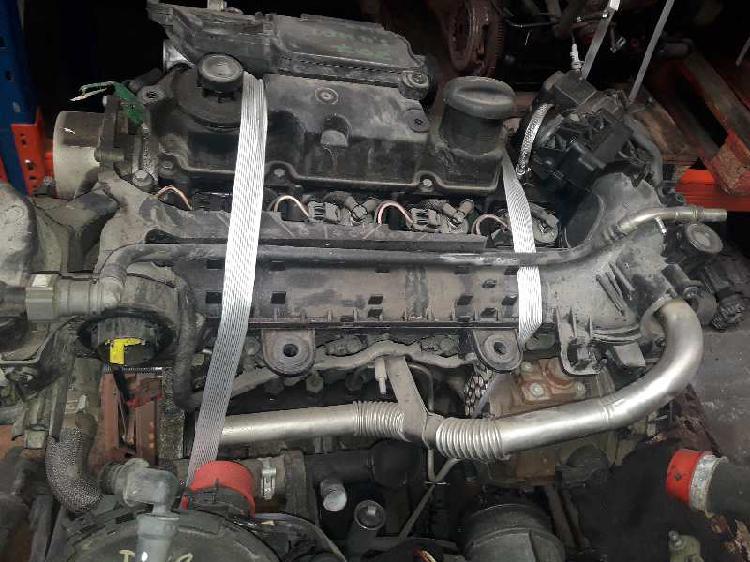 Se vende motor peugeot 206 sw 1.4hdi 68cv ref 8hz