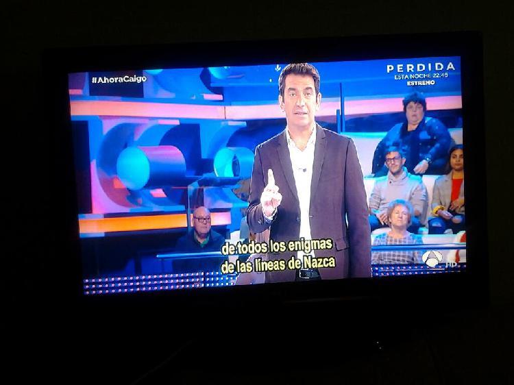"Tv led 32""2 hdmi usb,tdt mando"