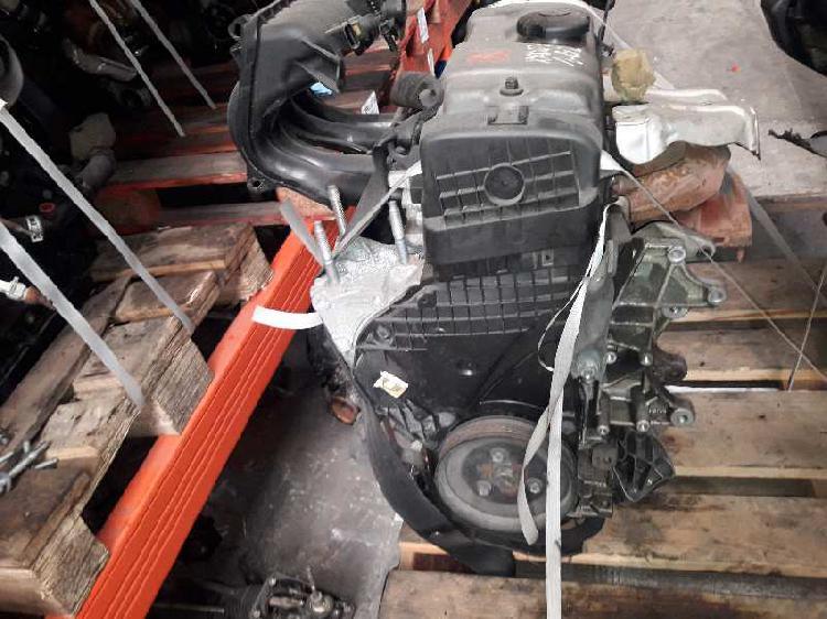 Vendemos motor peugeot 206+ 1.4 75cv ref kfw