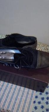 zapatos cordones mujer