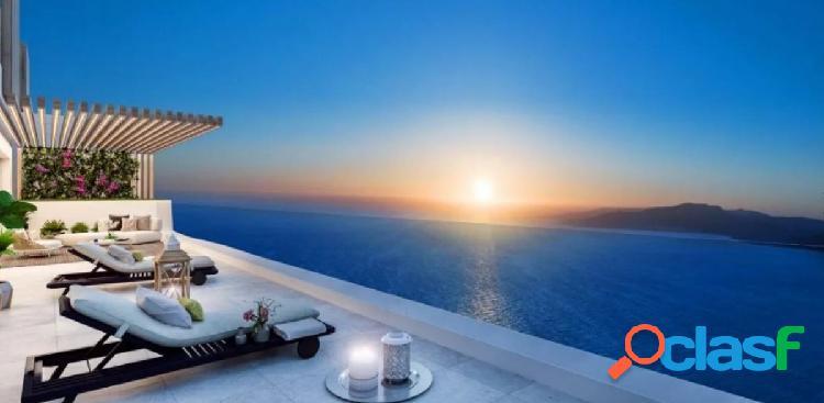 Nueva promoción de apartamentos frente al mar en estepona!